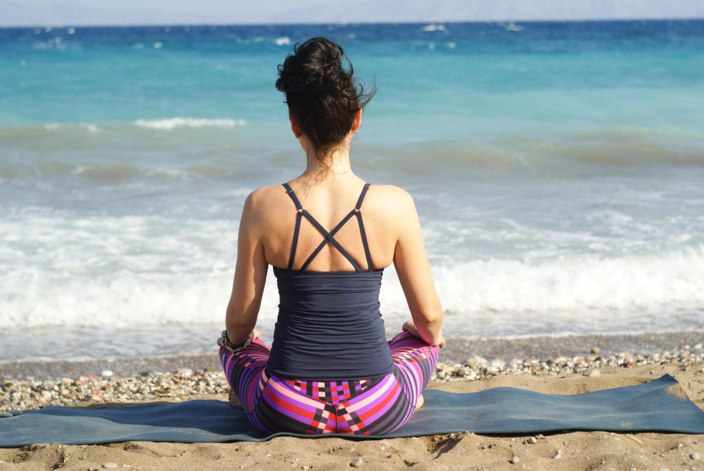 how to meditate to relieve stress and anxiety